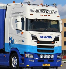 Scania NextGen Solarguard