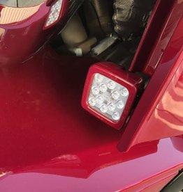WAS Kunststof 12 LED werklamp