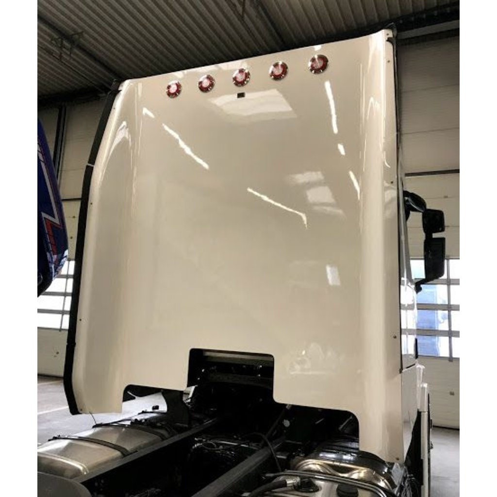 Polyester backplate Scania Nextgen