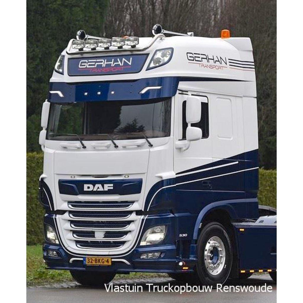 Veap Splitter Daf XF Euro 6