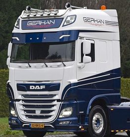Daf XF Euro 6 Bumperspoiler V