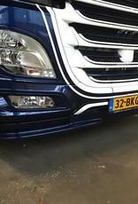 Daf XF Euro 6 Bumperspoiler V type