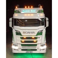 Coles Custom Windscreen Guard Scania NextGen