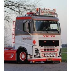 Volvo FH4 Frontplaat type 3 met letters