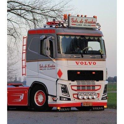 Volvo FH4 Frontplaat type 3