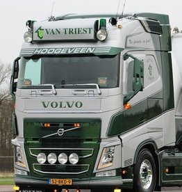 Volvo FH4 Sunvisor Custom