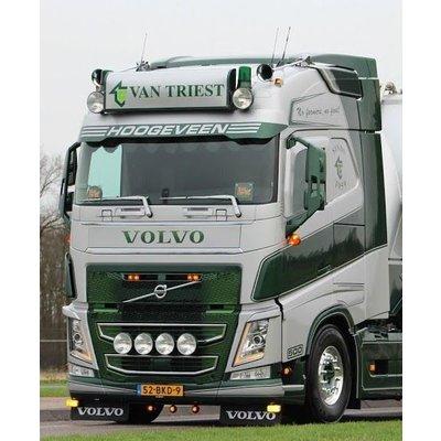 Fox Parts Sunvisor Volvo FH4/FH5 Custom