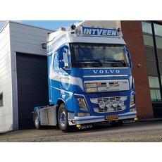 Volvo FH4 verlaagde zonneklep