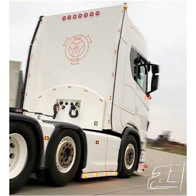 Backplate Scania Nextgen