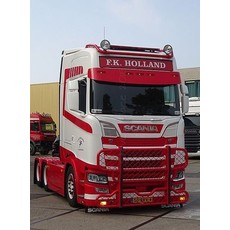 LED Lightsign 180x30 for Scania Nextgen Highline
