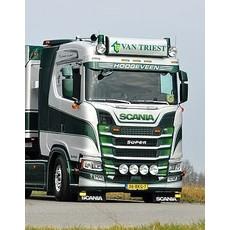 Scania NextGen Fox Parts zonneklep recht