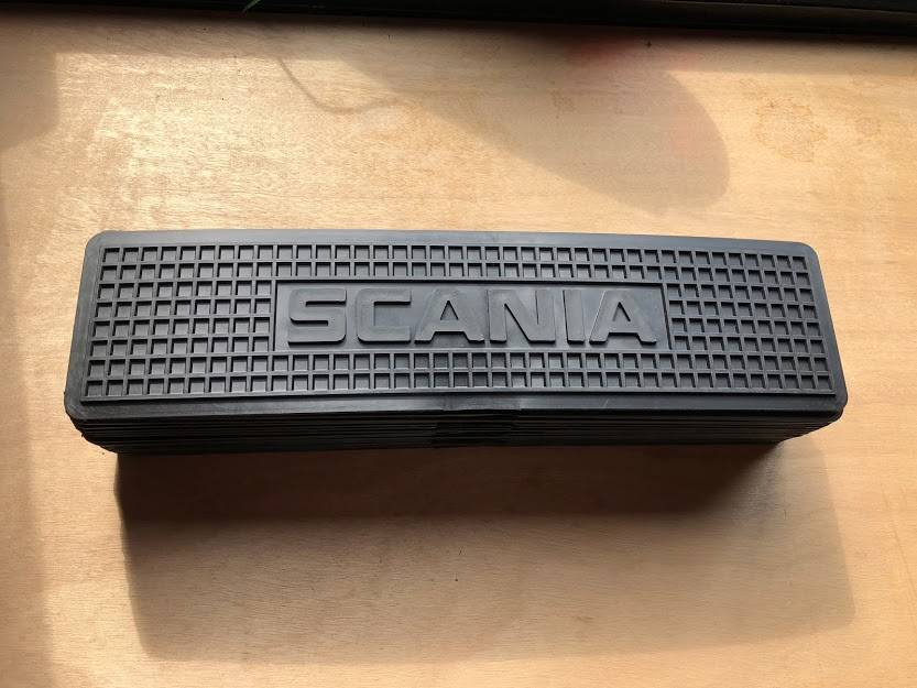 Entrance rubber Scania 2 series