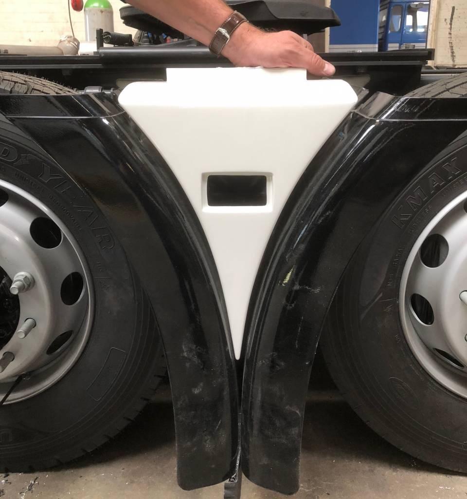 Strings voor Scania Nextgen met voorloopas of boogielift