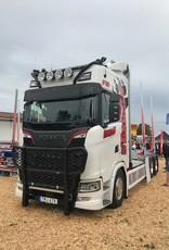 Coles Custom Sunvisor for Scania Nextgen
