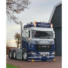 Scania Nextgen Onderspoiler V