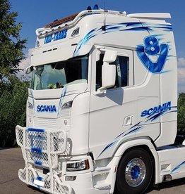 Scania NextGen splitter CC