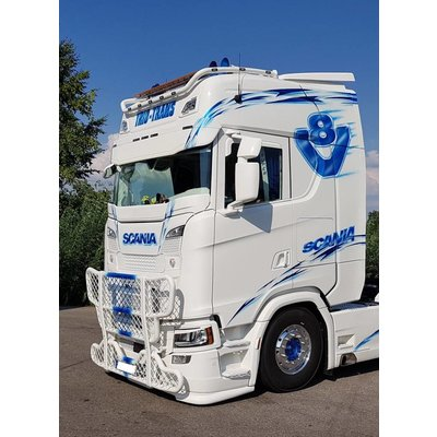 Coles Custom Splitter Scania NextGen