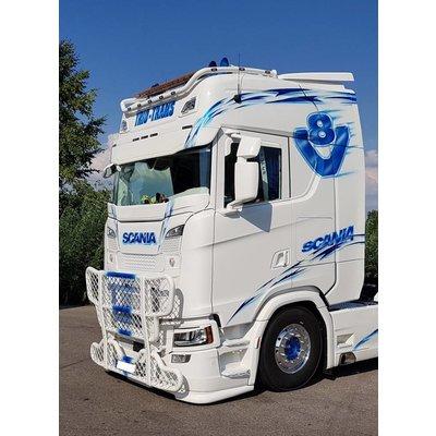 Scania NextGen Onderspoiler CC