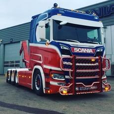Mirror extension Scania NextGen