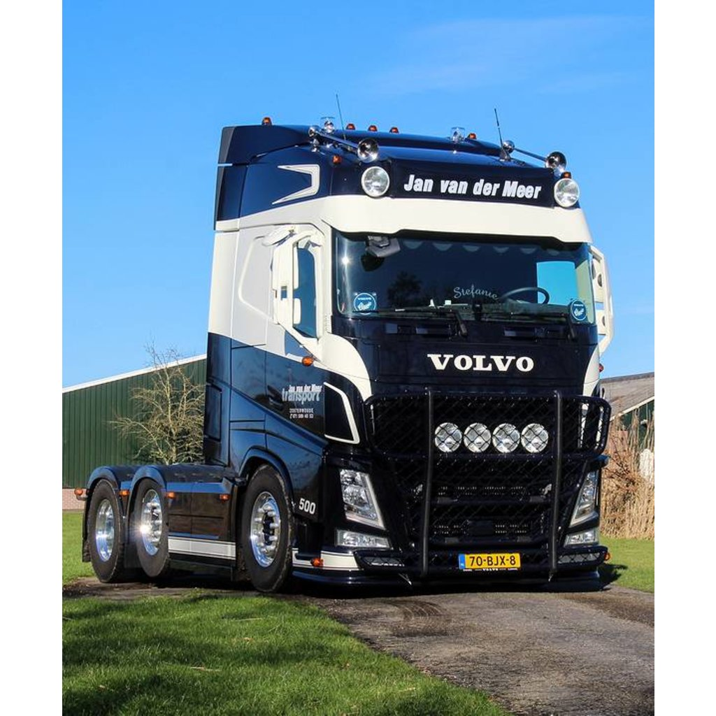 Volvo FH4 Frontmirror extension