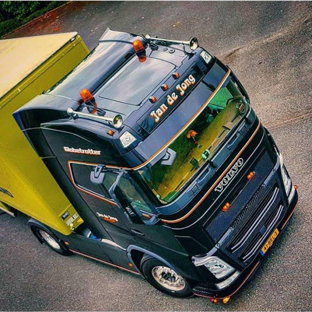 Frontspiegel Verlengsteun Volvo FH4