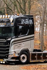 Amber daytime running lights for Scania Nextgen