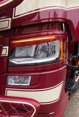 Booskijkers voor Scania Nextgen koplampen