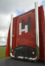 Smooth backpanel for Volvo FH4