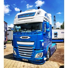 Solarguard Sunvisor for DAF XF Super Space Cab