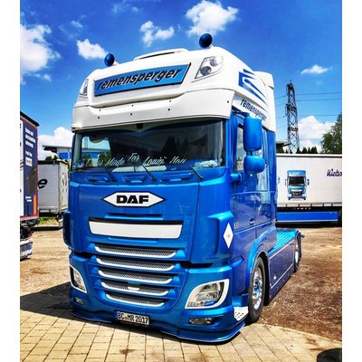 Solarguard Sunvisor DAF XF Super Space Cab