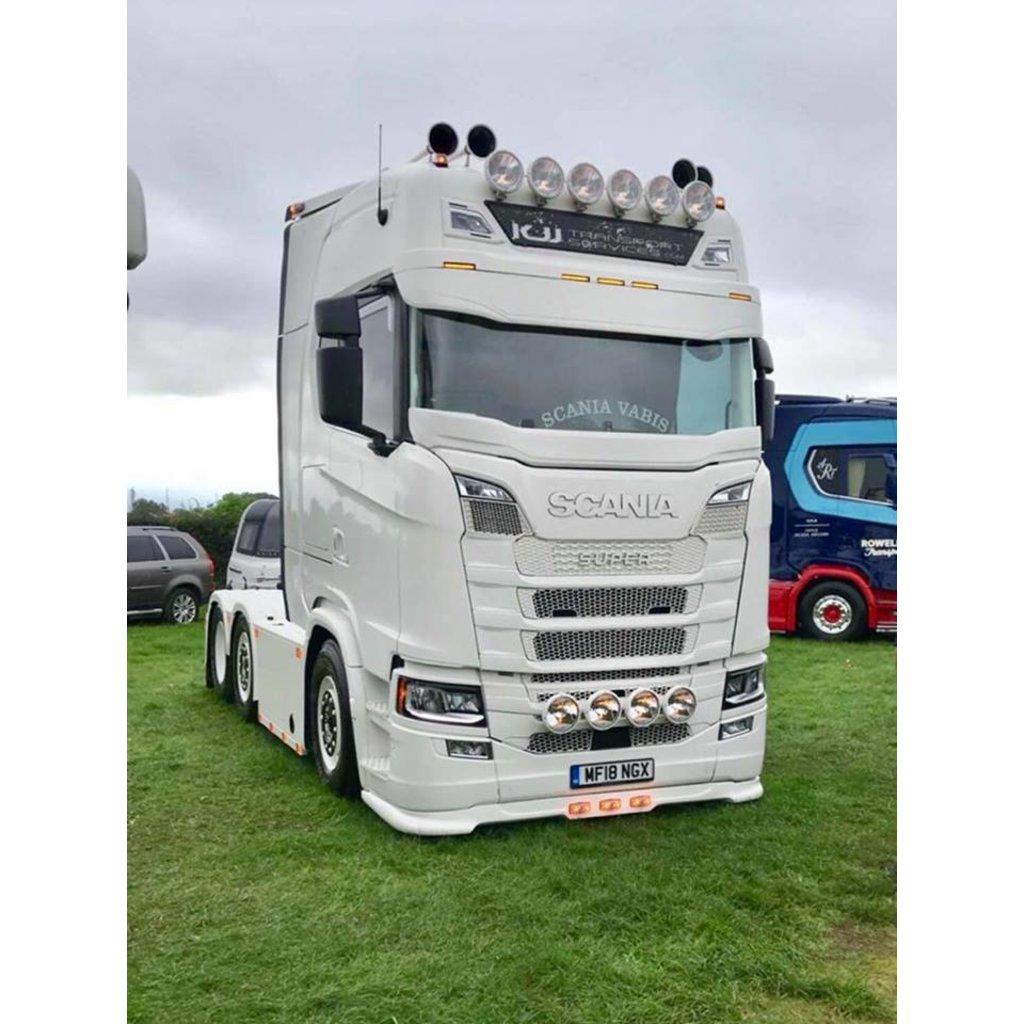 LED Lightsign Scania NGS 138x23 cm