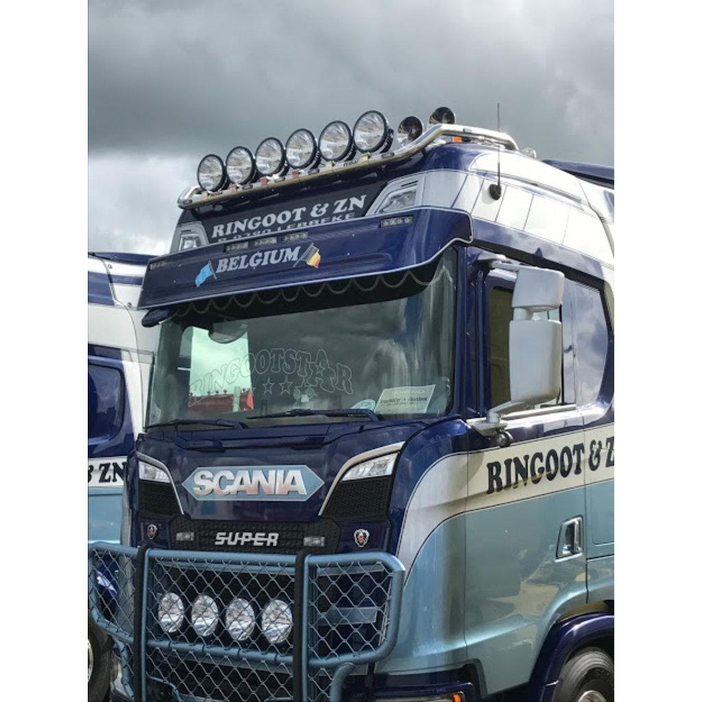 LED Lichtplaat Scania NGS 138x23 cm