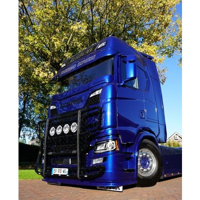 Dirt deflectors for Scania  Nextgen