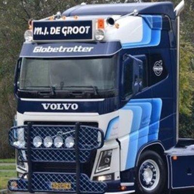Hypro Bullbar Volvo FH4