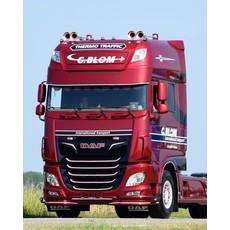 Onderspoiler DAF XF Euro 6
