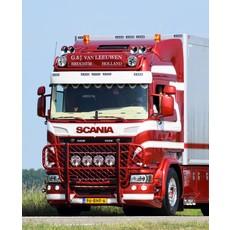 Solarguard Sunvisor for Scania Streamline