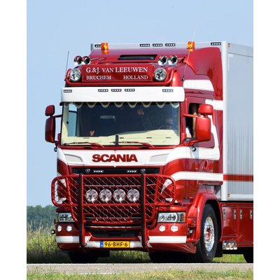 Solarguard Sunvisor Scania Streamline