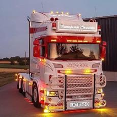 Classic LED lichtbak 160x40x12
