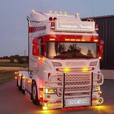 LED Lichtbak 160x40x12cm Classic