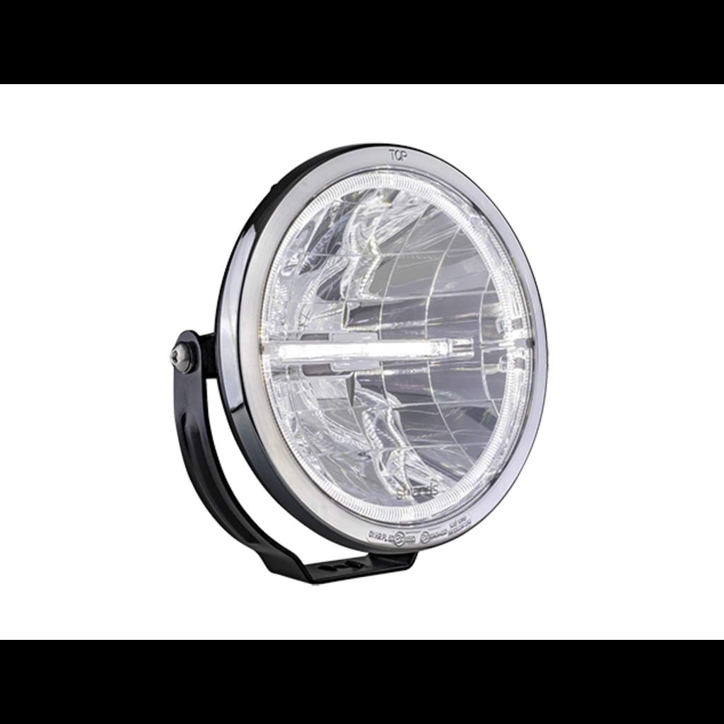 """Ambassador 9"""" Full LED driving light"""