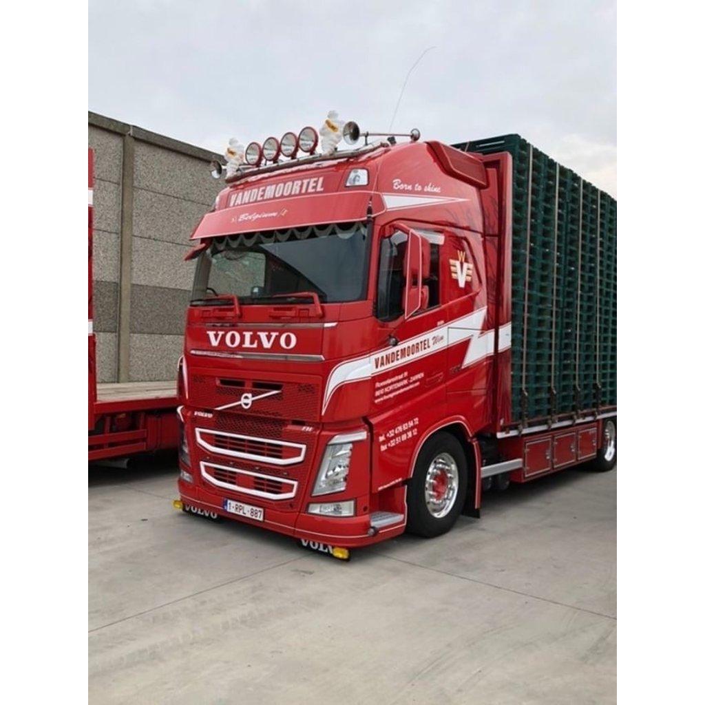 Fox Parts Volvo FH4/FH5 + FM5 Zonneklep 33,5cm