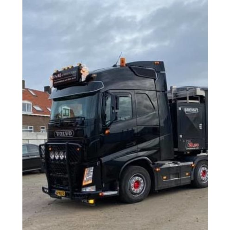 Fox Parts Zonneklep Volvo FH4/FH5 Extra Laag