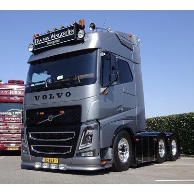 Fox Parts Zonneklep Volvo FH4/FH5 Recht
