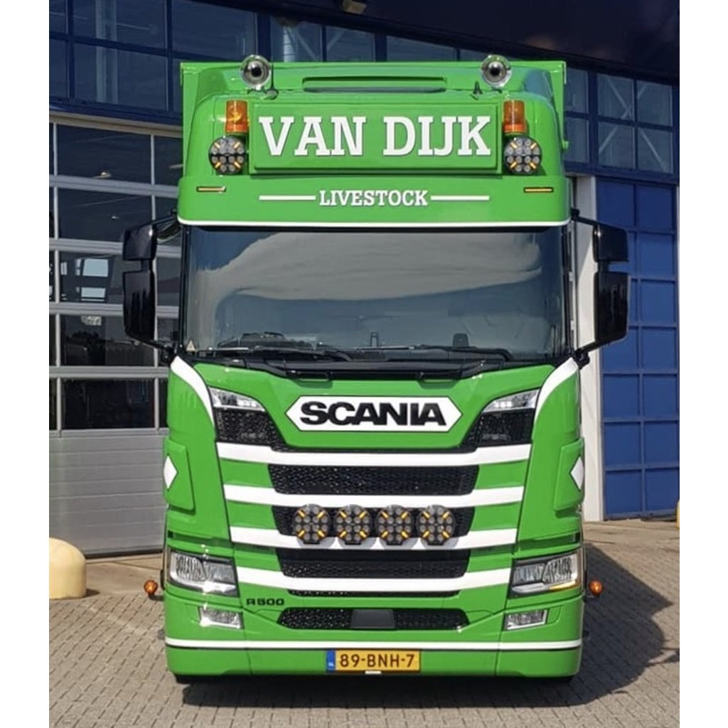 Lichtbaksteunen (set) Scania NextGen