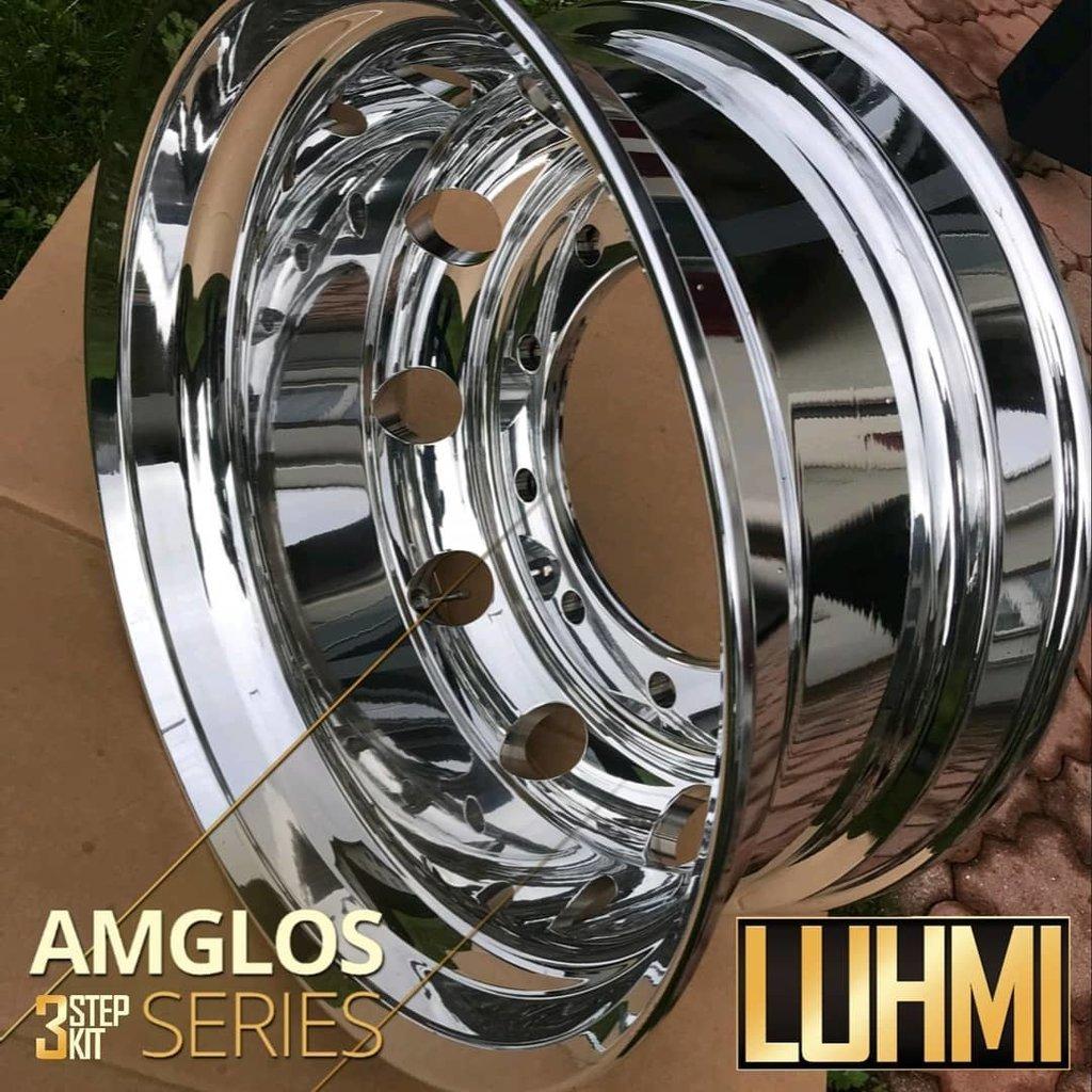 Amglos Super Finish 0,25kg voor de grote glim en bescherming!