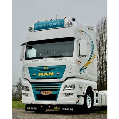 Fox Parts Zonneklep MAN TGX XXL