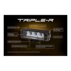 Lazer Triple-R 750 zwart met positielicht 230mm