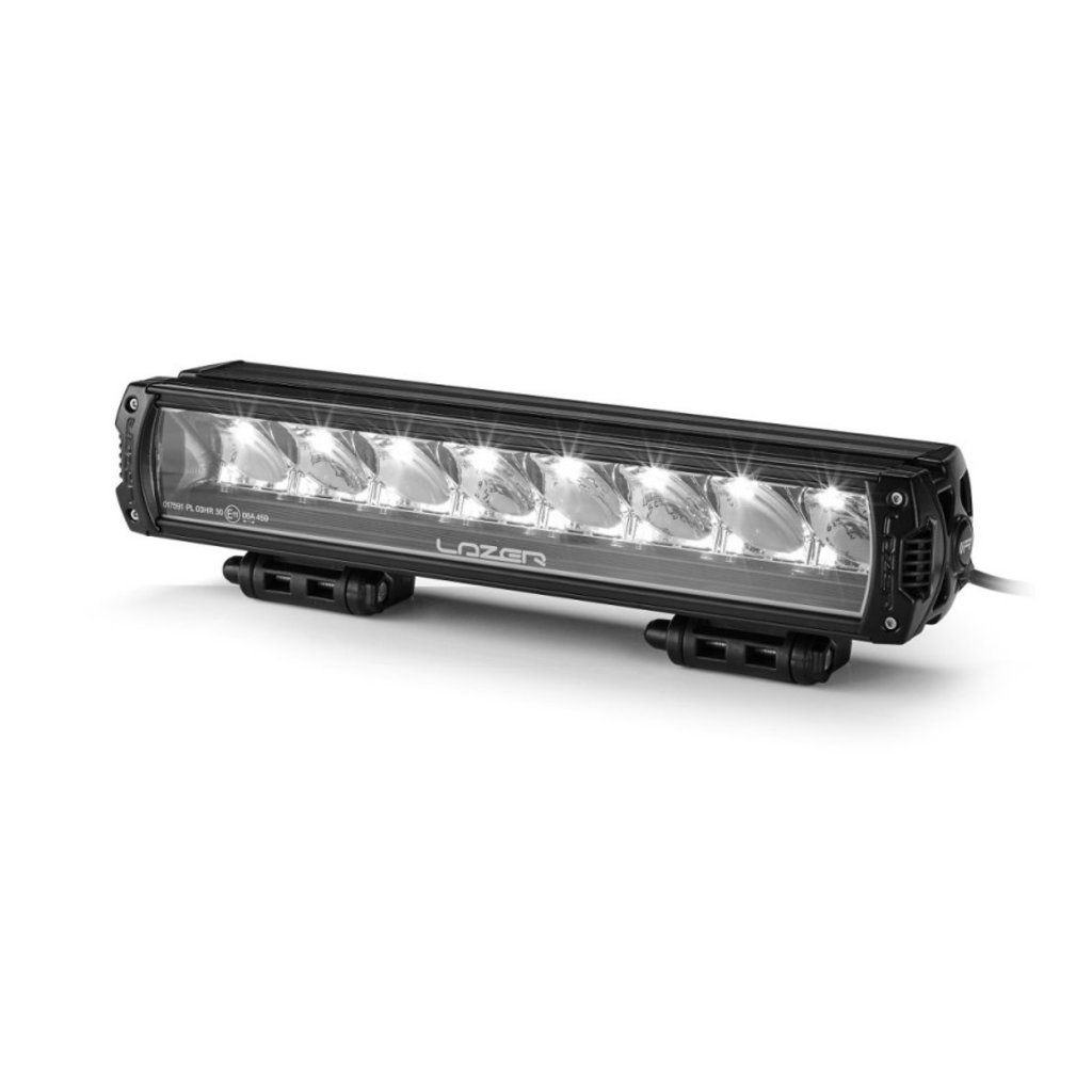 Lazer Triple-R 1000 black with positionlight 410mm