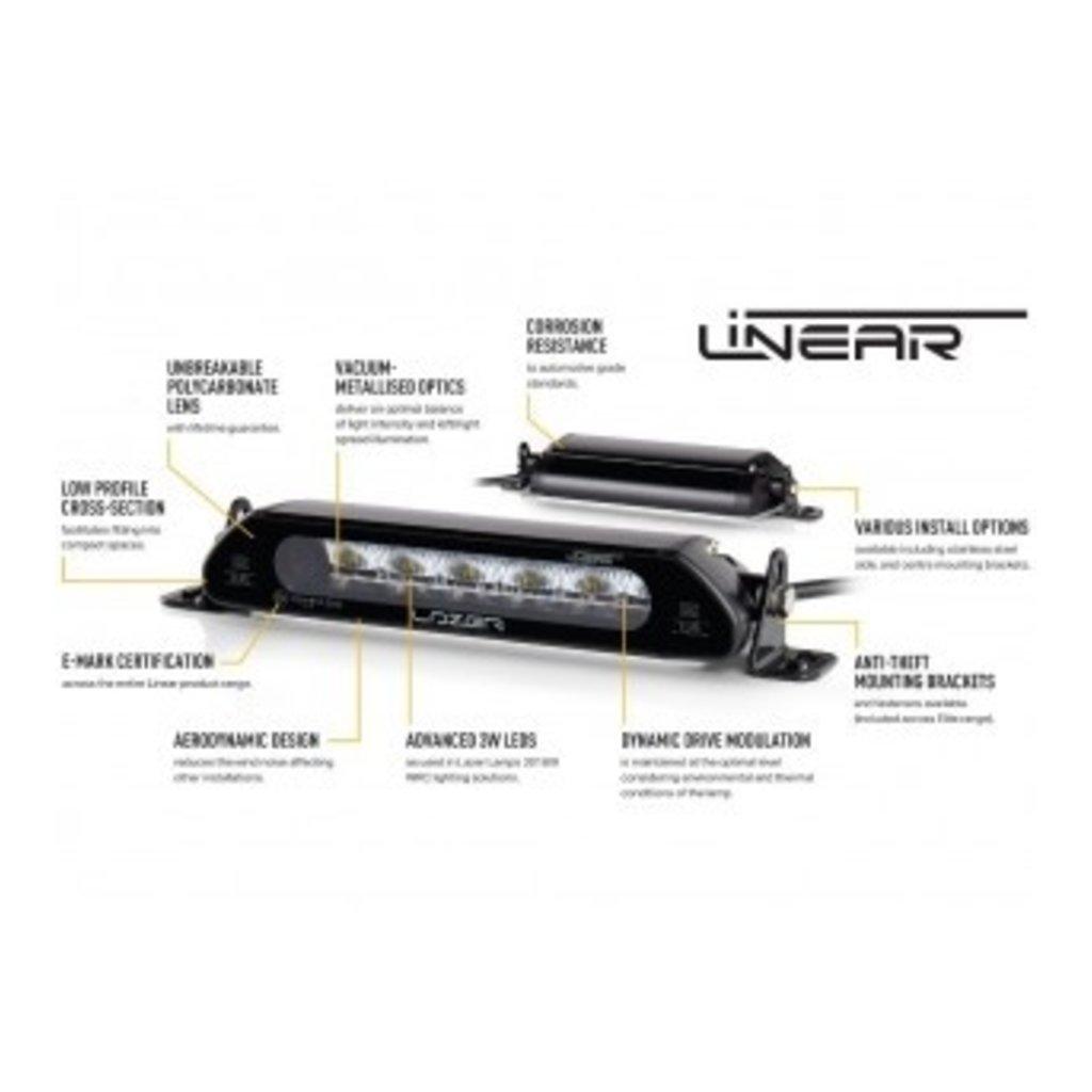 Lazer Linear-18 Elite black with position light