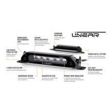 Lazer Linear-18 Elite zwart met positielicht